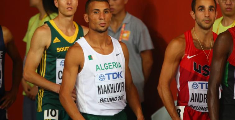 Athlétisme : Makhloufi termine 3ème au Mile d'Oslo
