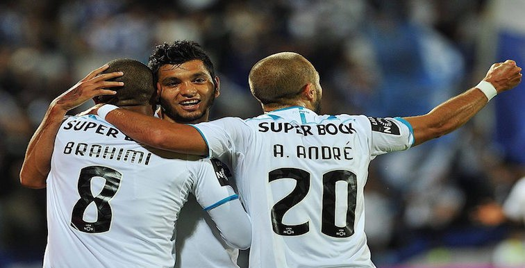 Champions League: FC Porto – Dynamo Kiev: Brahimi titulaire