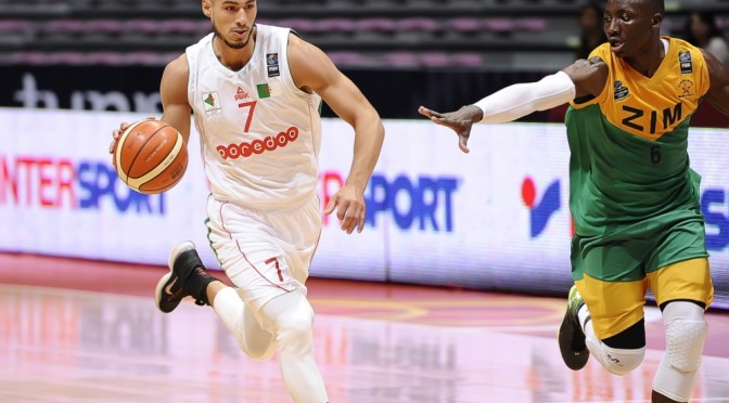 basket algerien