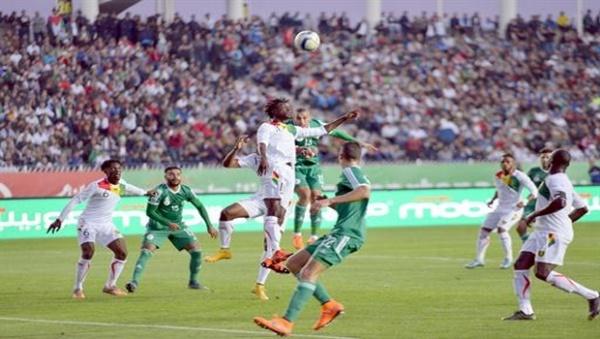 L'Algérie en vert