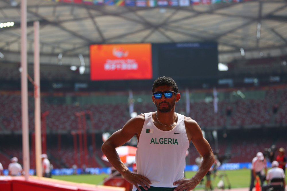 ?Athlétisme – Pékin 2015 : Makhloufi et la participation algérienne
