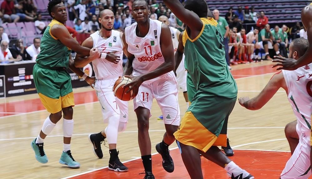 les Verts à l'Afrobasket 2015