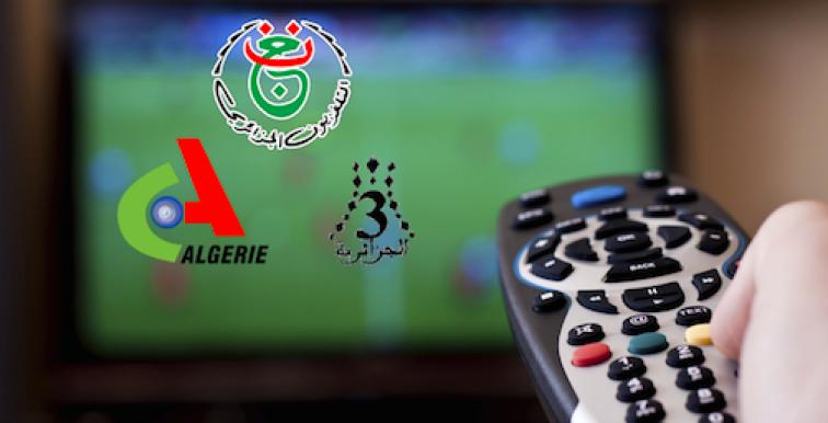 NIG-ALG : les chaines TV qui diffusent la rencontre