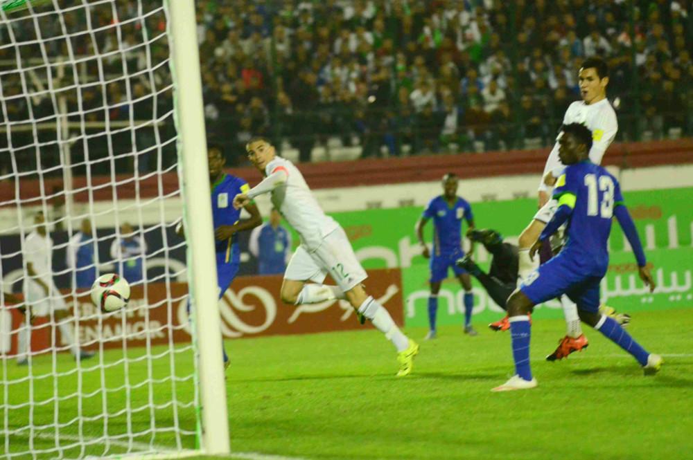 ?Algérie-Tanzanie (7-0) : les Verts ont fait le show !