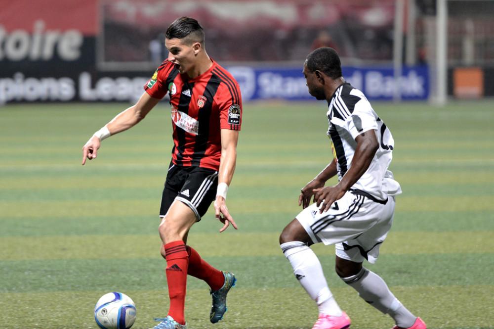 ?Finale LDC 2015 Aller : USM Alger – TP Mazembe (1-2)