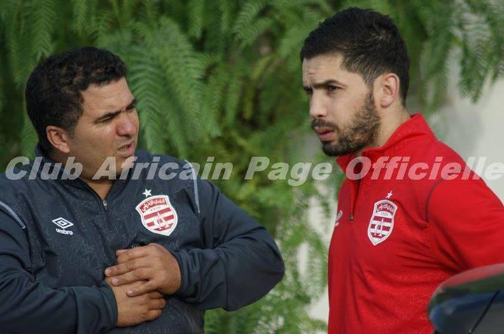 Djabou bientôt de retour au Club Africain de Tunis