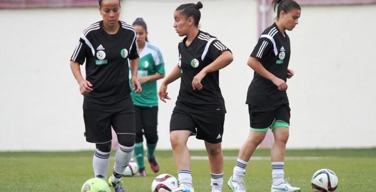 Amical (dames): Algérie 1 – Tunisie 1