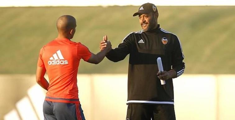 Valence: Feghouli de retour à l'entrainement