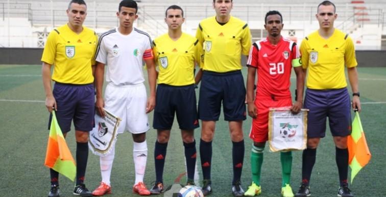 U20 : Algérie-Mauritanie se jouera à Bologhine !