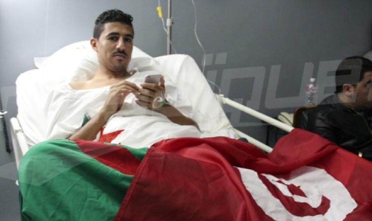 Bounedjah opéré avec succès à Sousse