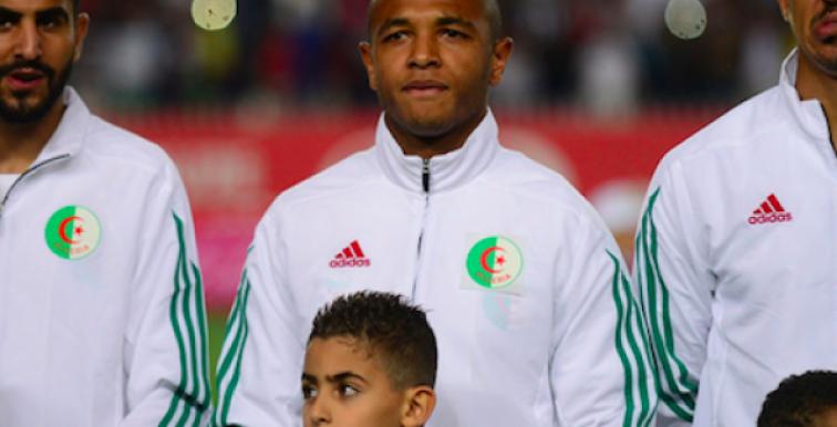 EN : Brahimi de retour à Alger