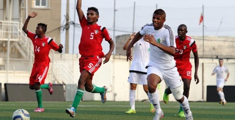 U20 : match nul entre l'Algérie et le Soudan (0-0)