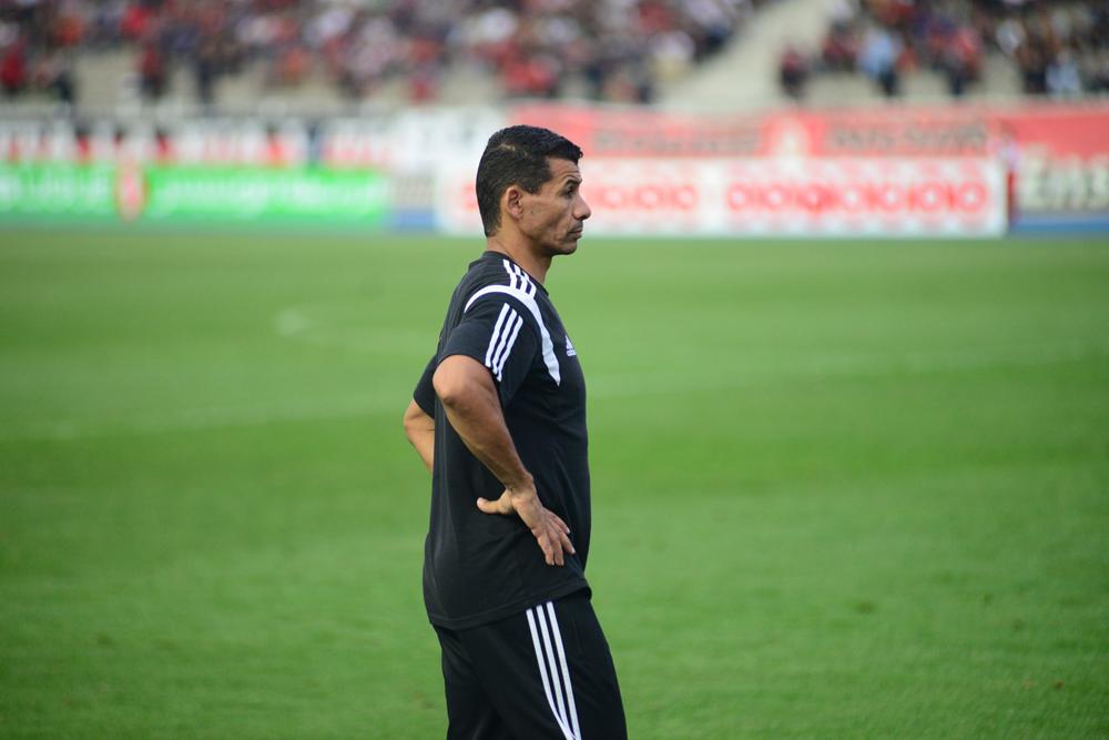 Miloud Hamdi USMA coach