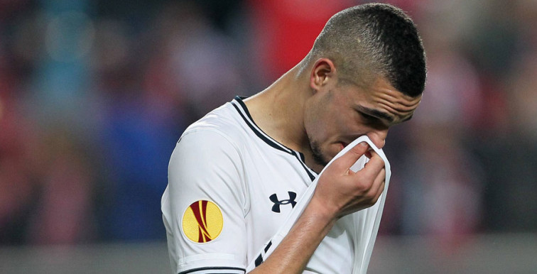 Europa League : Nabil Bentaleb out