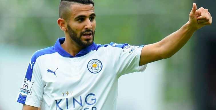 PL: Riyad Mahrez titulaire face à Swansea