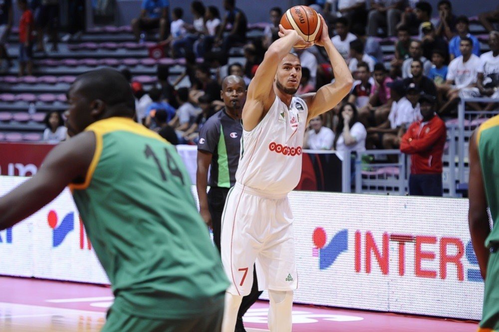 ?Basket – l'Algérie lors de l'Afrobasket 2015 à Tunis