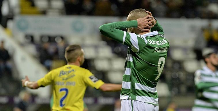 Slimani muet:  première défaite de Sporting Lisbonne