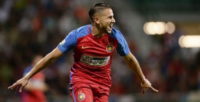 Steaua Bucarest : 4ème but pour Hamroun