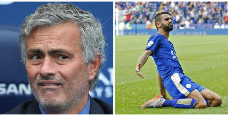 Après Monk, Mahrez fait virer Mourinho
