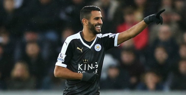Leicester – Bournemouth : Mahrez titulaire