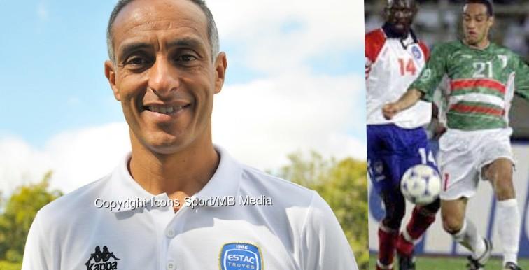 Troyes: l'ex-international Bradja coach intérimiaire