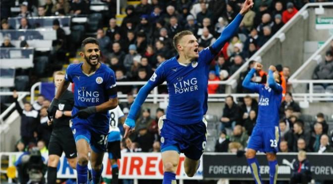 Leicester City : Jamie Vardy évoque le transfert avorté de Mahrez