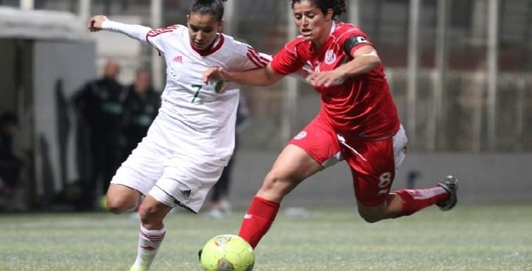 EN féminine : Algérie 1 – Tunisie 3