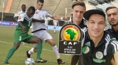 Zinédine Ferhat: «On veut aller à Rio en tant que Champions d'Afrique !»