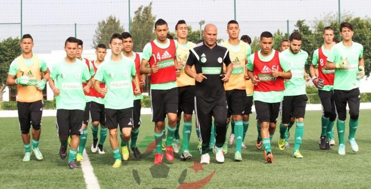 U-20: Algerie vs Tunisie à Bologhine 16H00