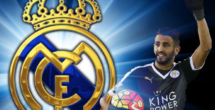 Mahrez dans le viseur du Real Madrid