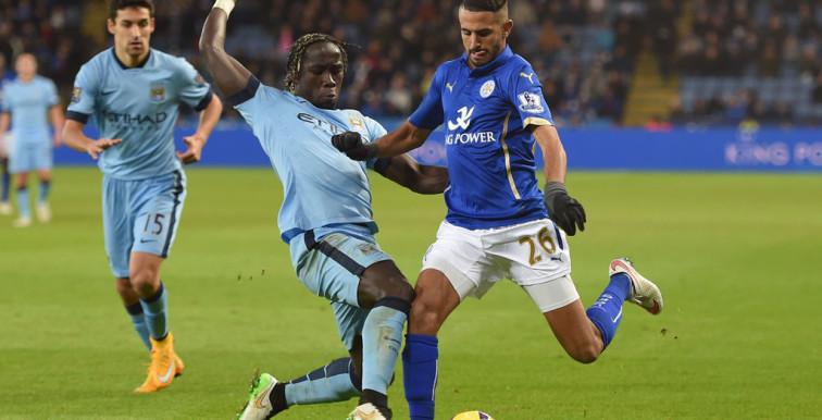 Leicester City vs Manchester City: les compos