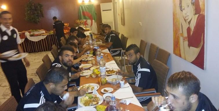 U23 : les Verts peaufinent leur préparation à Dakar