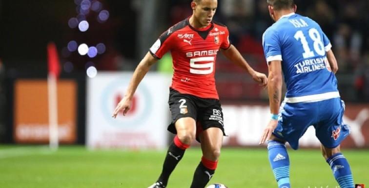Ligue 1: Rennes vs Caen, Mehdi Zeffane dans le groupe