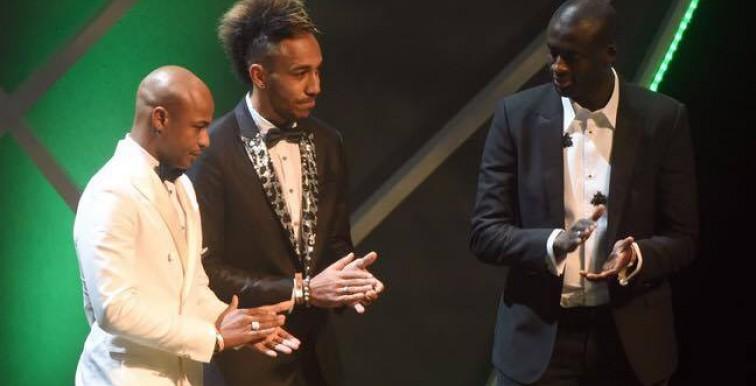 Joueur africain 2015 : Andre Ayew pas content du tout !