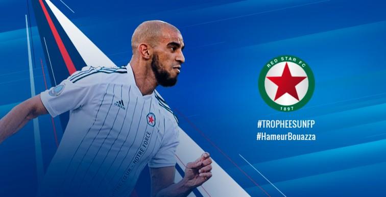 Ligue 2 : Hameur Bouazza nommé pour le titre de joueur du mois