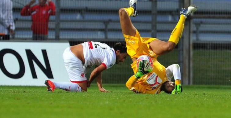 L2: Mehdi Jeannin encaisse 6 buts avec Clermont !