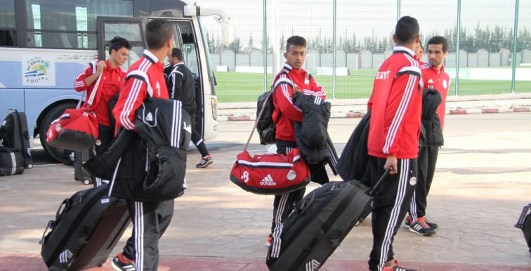Amical U20 : Algérie-Egypte ce mardi à 15h00 à Baraki