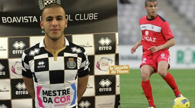 Boavista : Aymen Tahar 6ème joueur algérien au Portugal