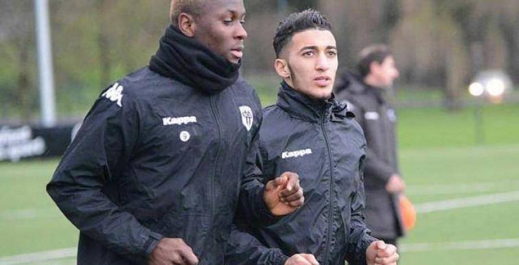 Angers: Benrahma convoqué en Coupe de France