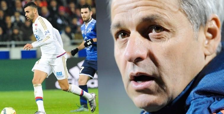 Lyon : Genesio cherche un remplaçant à Ghezzal