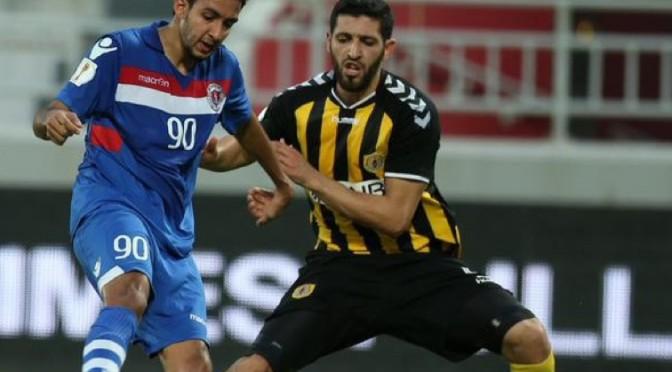 Qatar SC : Rafik Halliche rejoue enfin !