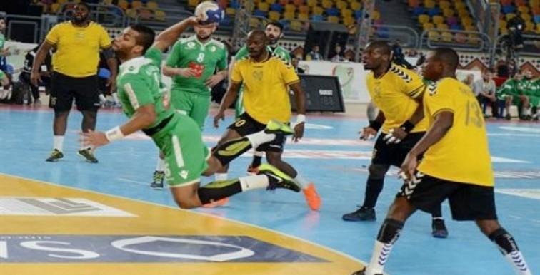 Handball : les Verts dans le carré d'as de la CAN !
