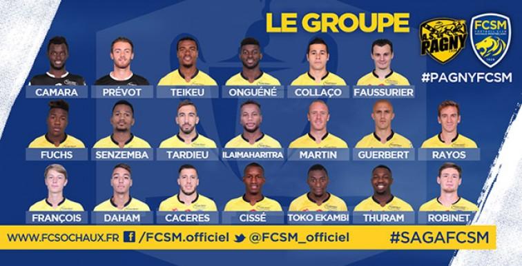 Coupe de France: FC Sochaux avec Sofiane Daham
