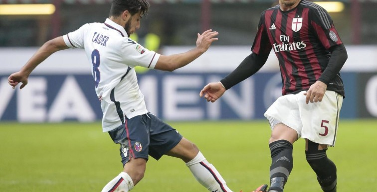 Serie A: Taider s'impose face au Milan AC