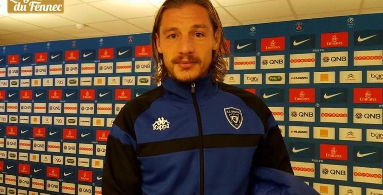 Bastia : Mostefa prolonge jusqu'en 2018