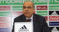 Quand Raouraoua annonce les transferts de Brahimi et Mahrez !