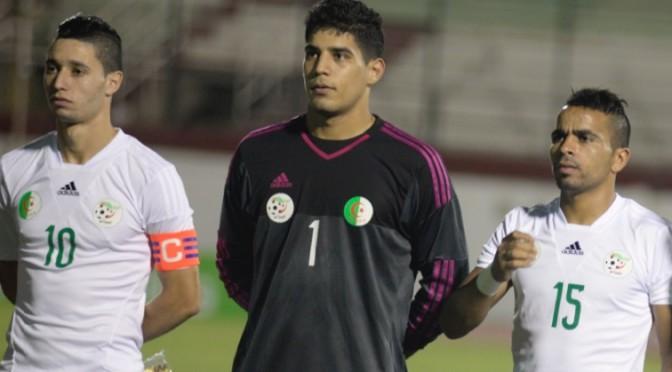 Mercato: le gardien des U23 Salhi prêté au CRB