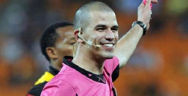 L'arbitre sud-africain Gomes pour Algérie-Ethiopie
