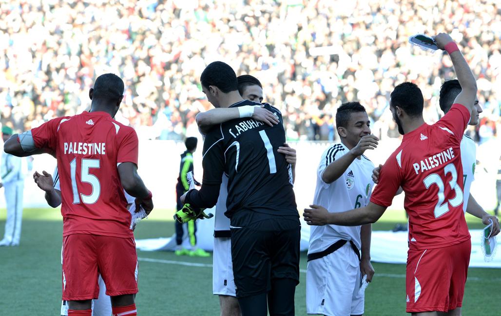 Algérie U23 - Palestine (0-1)