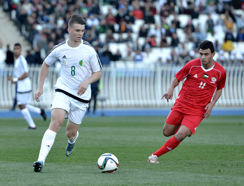 Algérie U23 - Palestine (0-1) - Oussama Chita